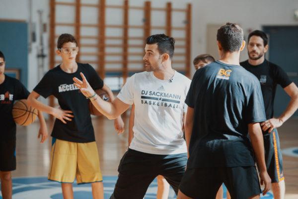 אימון כדורסל
